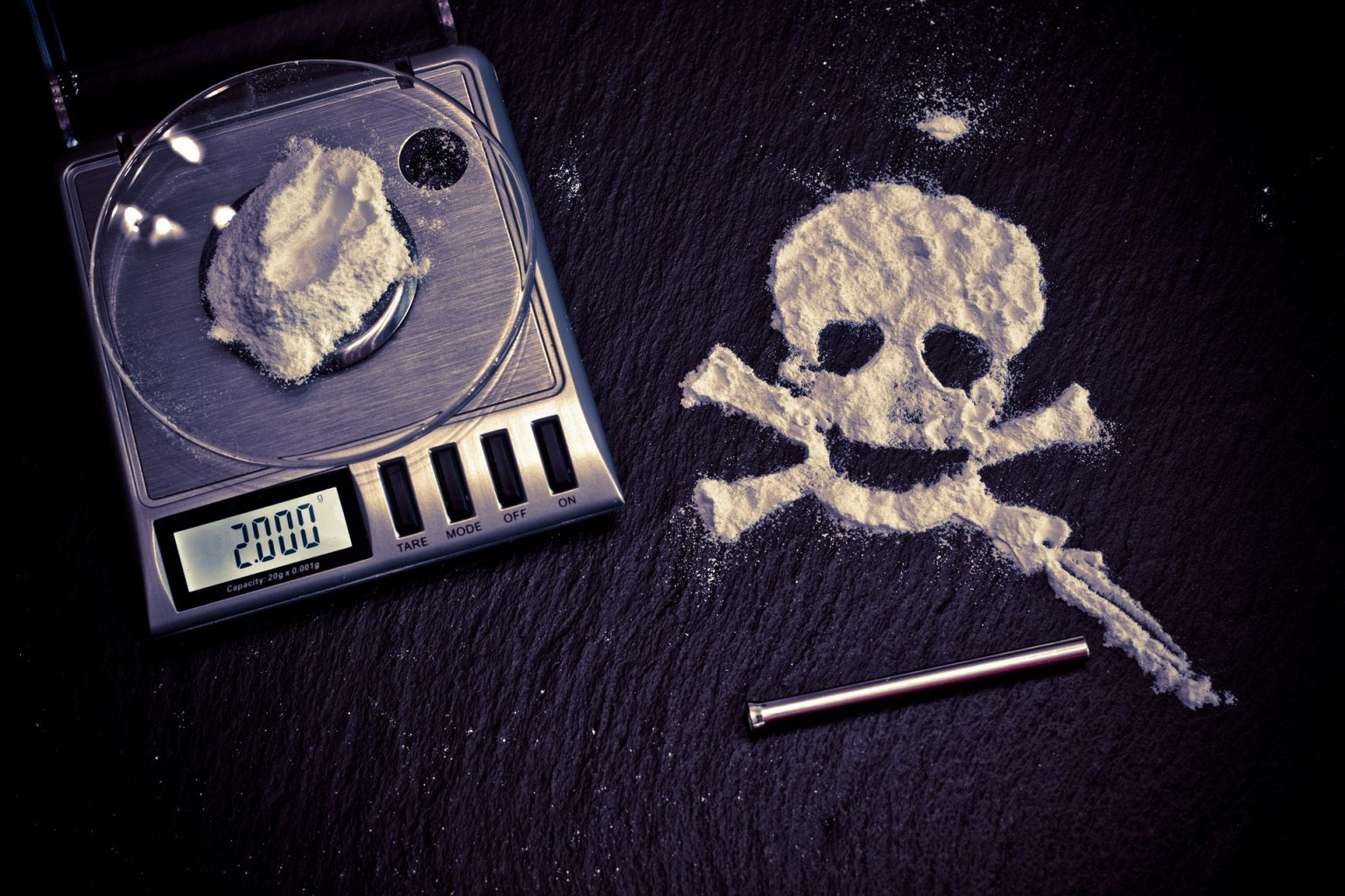 You May be Addicted to Cocaine