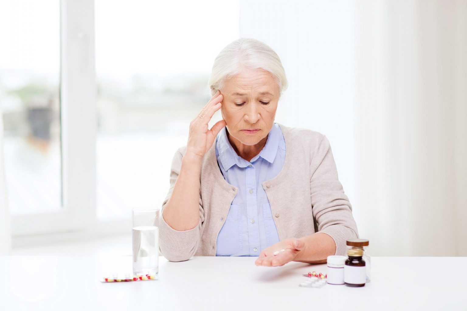 Addiction Doesn't have an Age Limit – Prescription Opioid Abuse by Florida Seniors