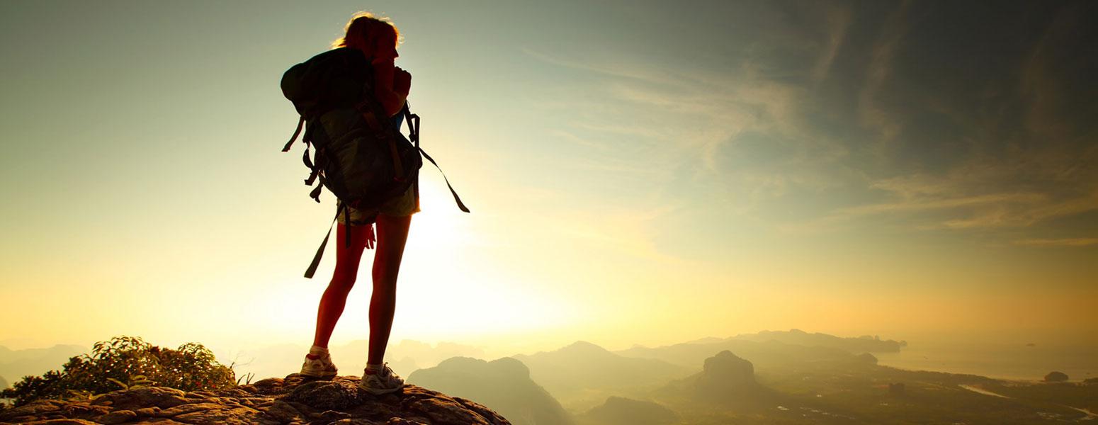 Change Behaviors with Adventure Recovery Programs