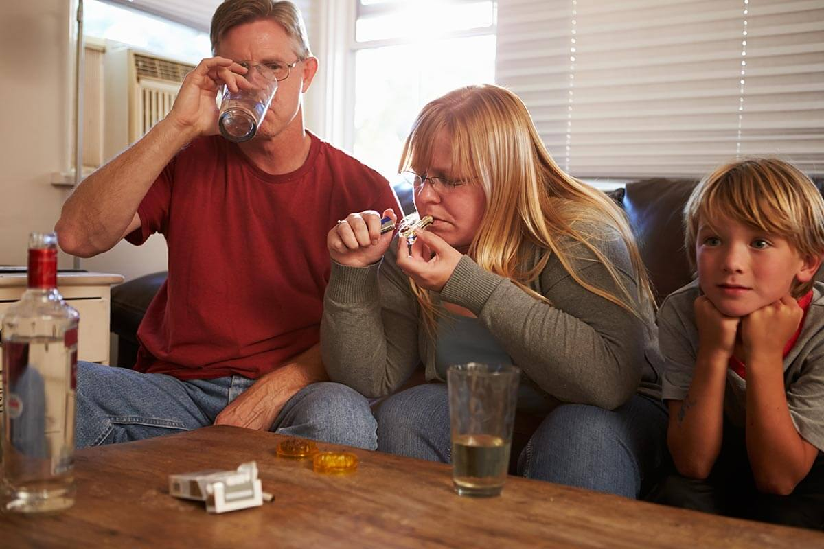Children of Addicts Need to Break the Family Secret Rule