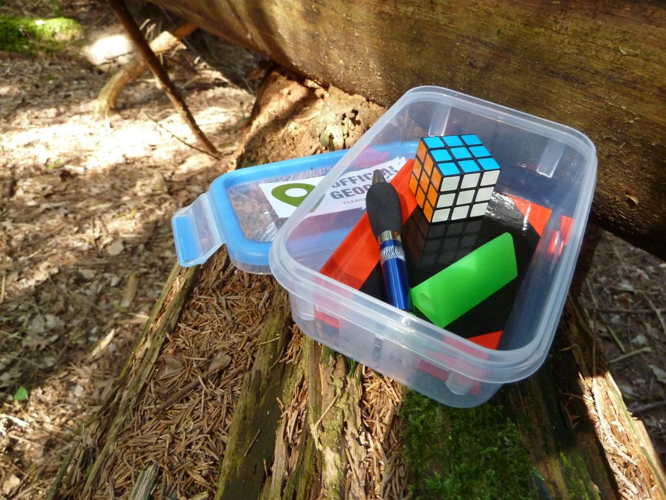 Geocaching in a New World of Recovery