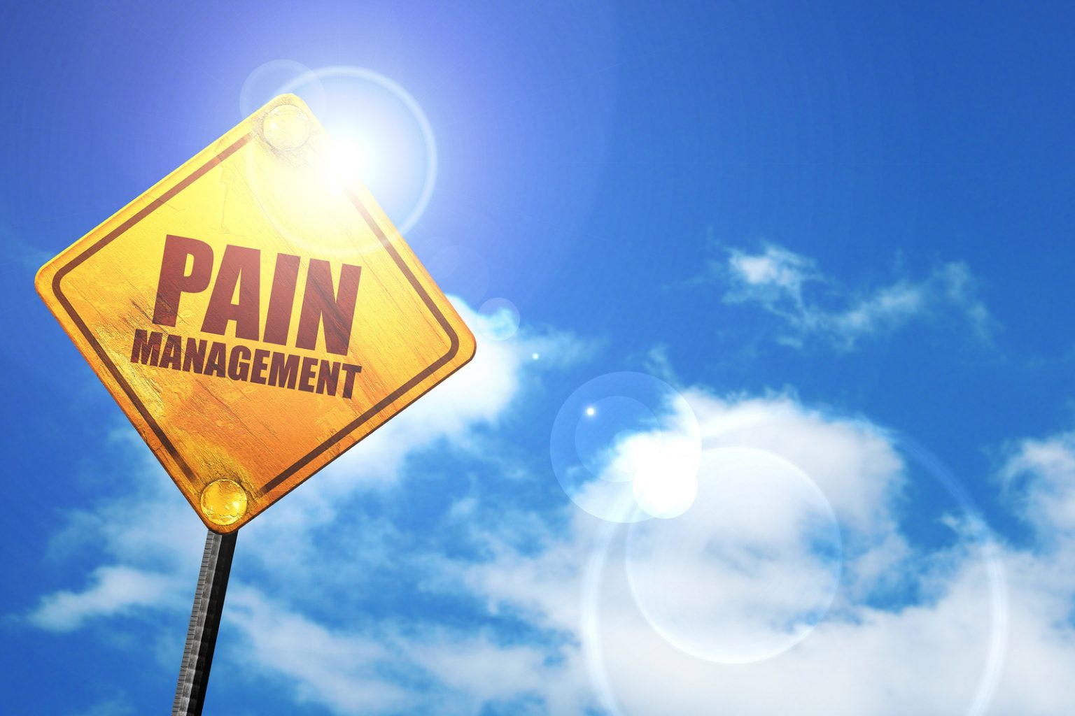 The Secrets of Pain Management in Recovery