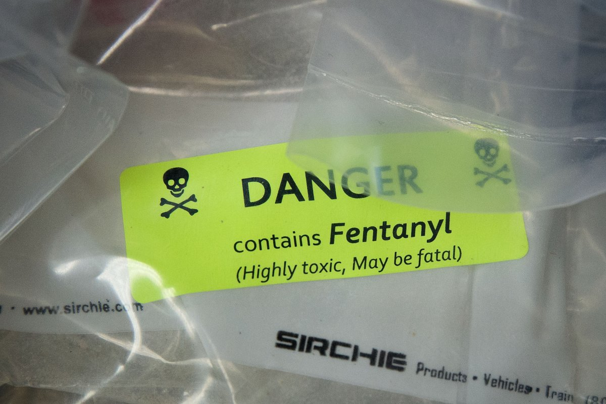 China Bans Fentanyl