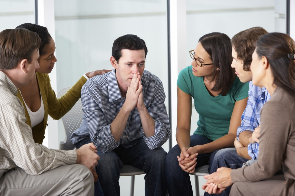 Support Groups and Overcoming Your Fear